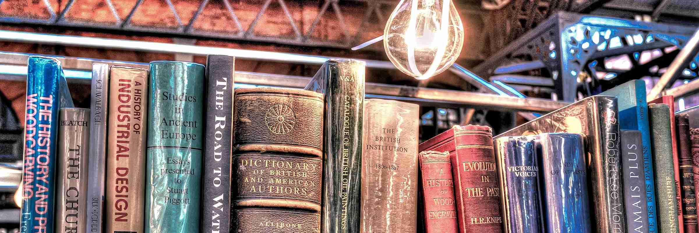 Alter Bücher